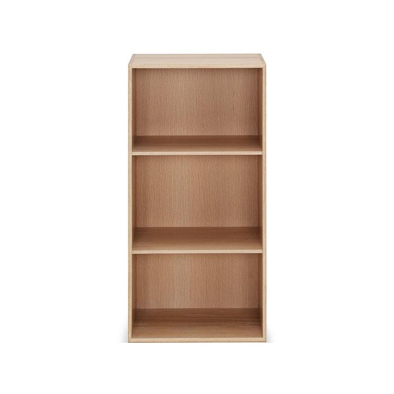 Carl Hansen MK74182 Deep Bookcase by Mogens Koch