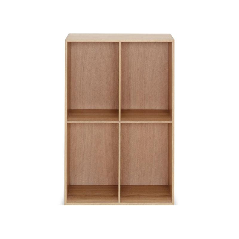 Carl Hansen MK95801 Deep Bookcase by Mogens Koch