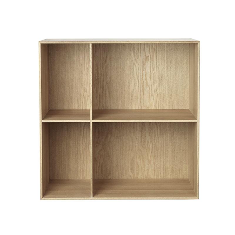 Carl Hansen MK98400 Deep Bookcase by Mogens Koch