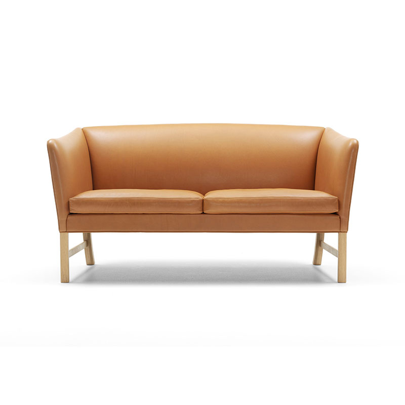 Carl Hansen OW602 Two Seat Sofa by Ole Wanscher