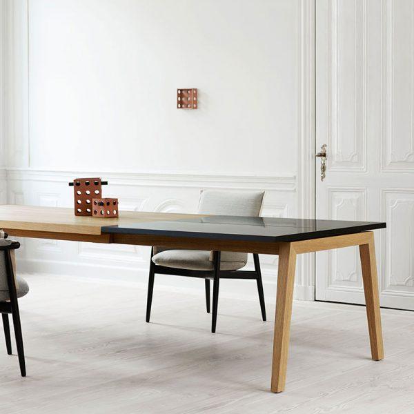 SH900 190-300x100cm Extendable Dining Table