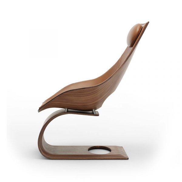 TA001P Upholstered Dream Chair