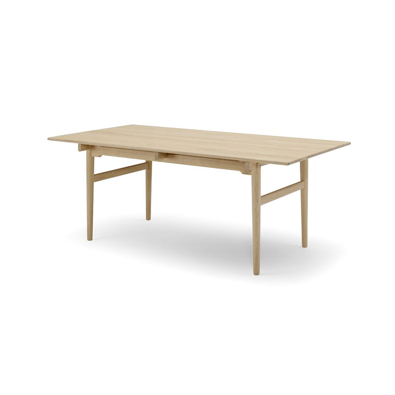 Carl Hansen CH327 190-310x95cm Extendable Dining Table by Hans Wegner
