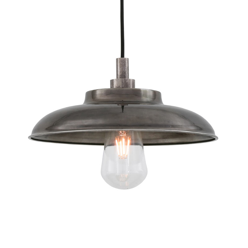 Mullan_Lighting_Darya_Pendant_by_Mullan_Lighting_Antique_Silver_1 Olson and Baker - Designer & Contemporary Sofas, Furniture - Olson and Baker showcases original designs from authentic, designer brands. Buy contemporary furniture, lighting, storage, sofas & chairs at Olson + Baker.