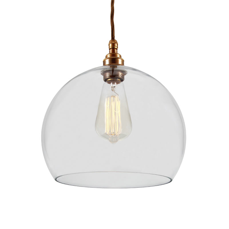 Mullan Lighting Eden 25cm Pendant by Mullan Lighting
