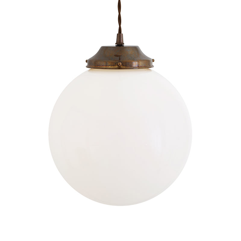 Mullan Lighting Gentry 25cm Pendant by Mullan Lighting
