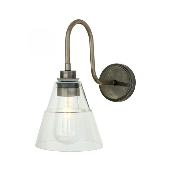 Kairi Swan Neck Wall Lamp