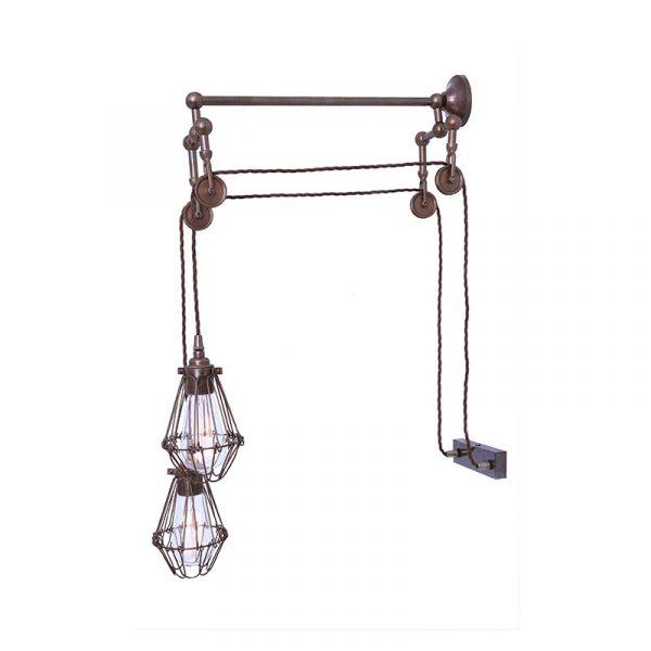 Maxum Wall Lamp