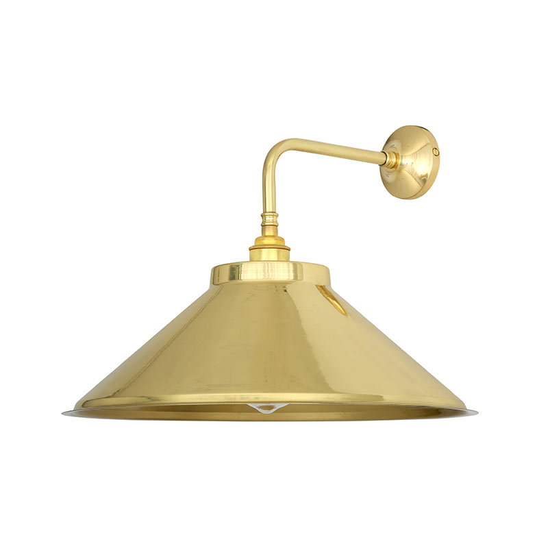 Mullan_Lighting_Rio_Wall_Lamp_by_Mullan_Lighting_Polished_Brass_1 Olson and Baker - Designer & Contemporary Sofas, Furniture - Olson and Baker showcases original designs from authentic, designer brands. Buy contemporary furniture, lighting, storage, sofas & chairs at Olson + Baker.