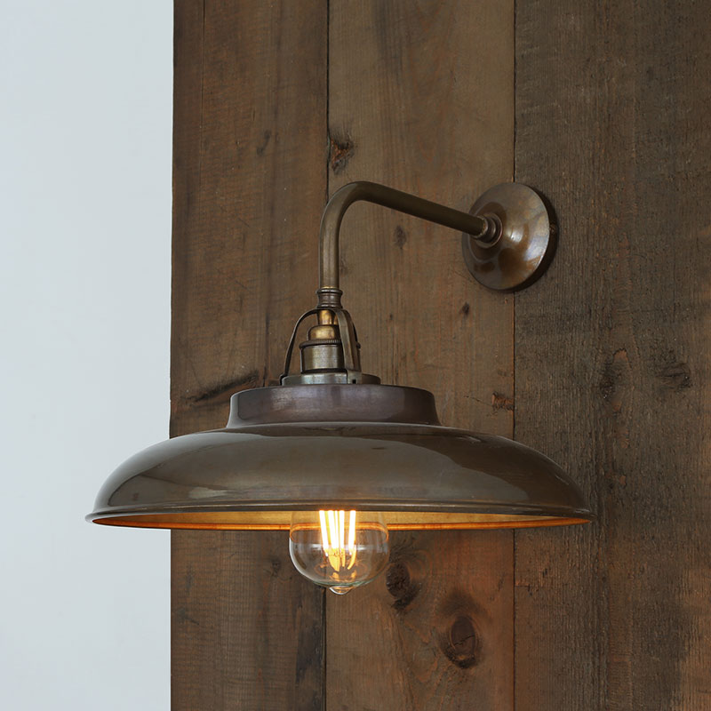 Mullan_Lighting_Telal_Wall_Lamp_by_Mullan_Lighting_Antique_Brass_4 Olson and Baker - Designer & Contemporary Sofas, Furniture - Olson and Baker showcases original designs from authentic, designer brands. Buy contemporary furniture, lighting, storage, sofas & chairs at Olson + Baker.