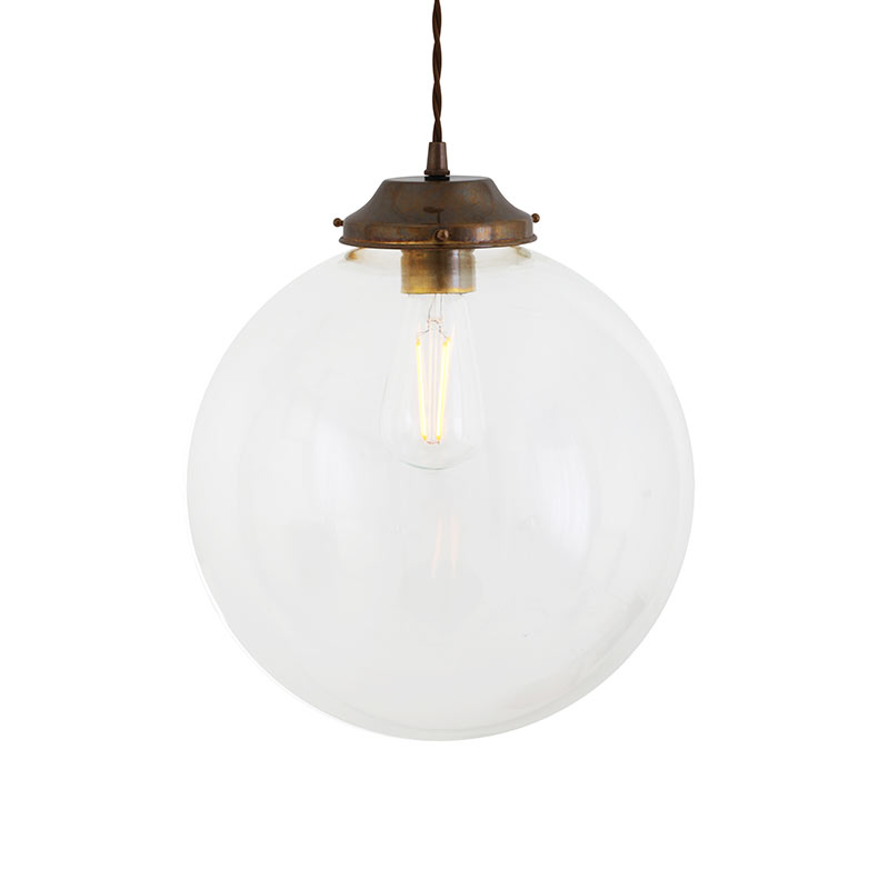 Mullan Lighting Virginia 30cm Pendant by Mullan Lighting