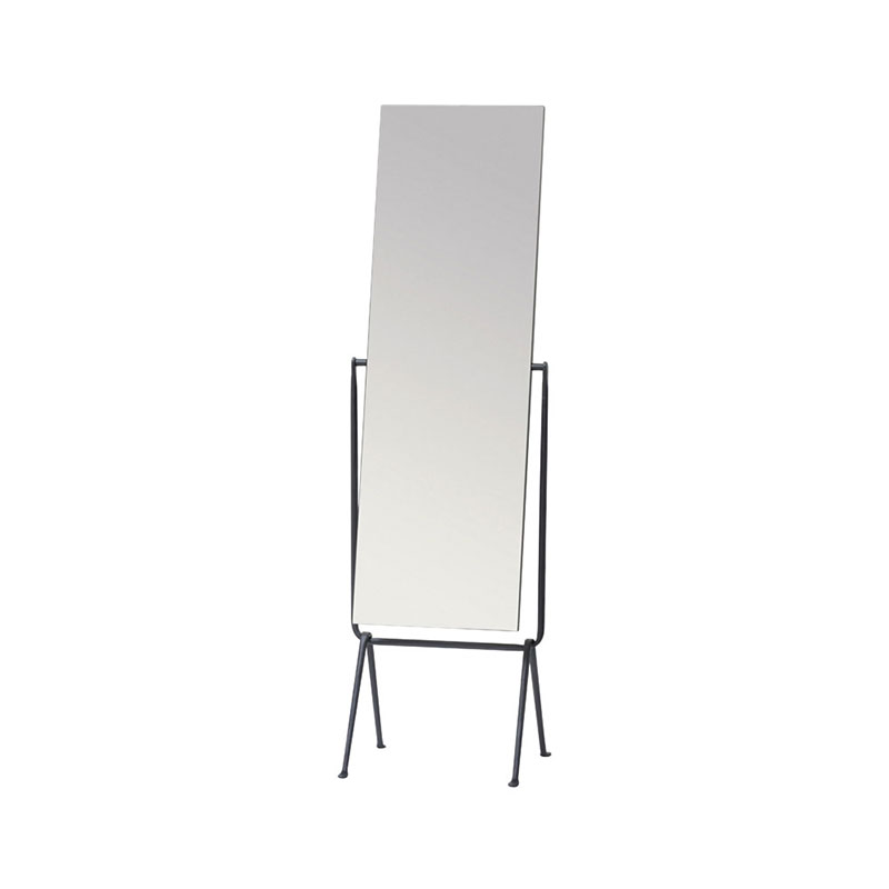 Magis Officina Floor Mirror by Ronan & Erwan Bouroullec Olson and Baker - Designer & Contemporary Sofas, Furniture - Olson and Baker showcases original designs from authentic, designer brands. Buy contemporary furniture, lighting, storage, sofas & chairs at Olson + Baker.