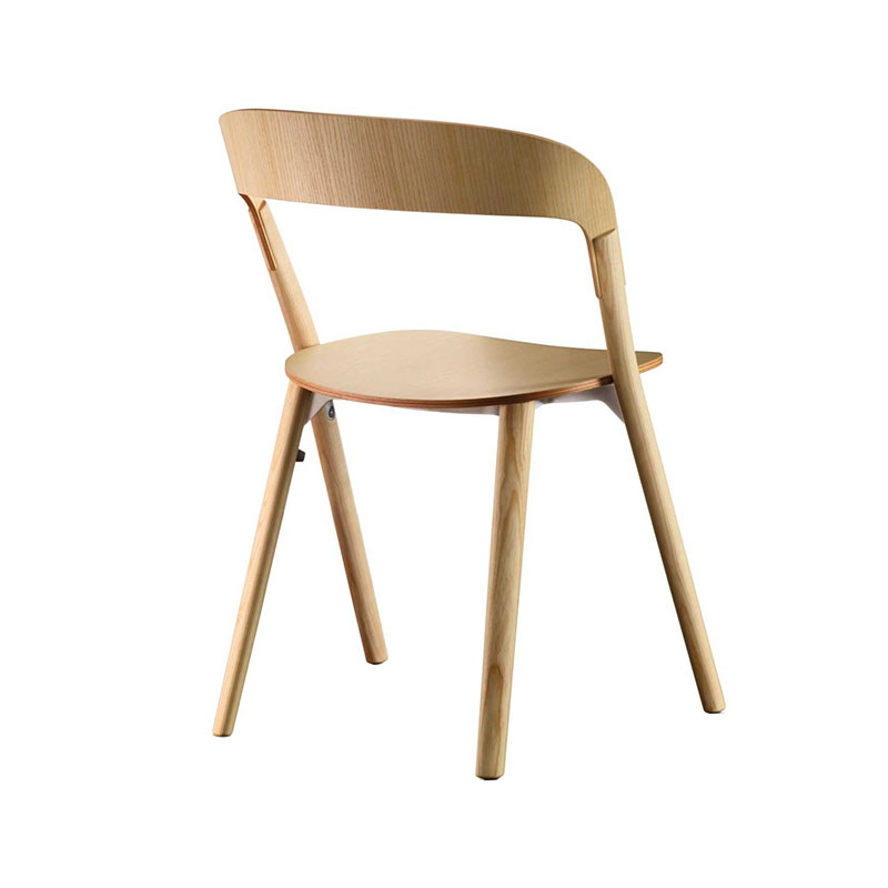 Magis Pila Stacking Chair Set of Two by Ronan & Erwan Bouroullec Olson and Baker - Designer & Contemporary Sofas, Furniture - Olson and Baker showcases original designs from authentic, designer brands. Buy contemporary furniture, lighting, storage, sofas & chairs at Olson + Baker.