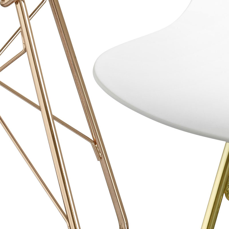 Troy Bar Stool Magis by Marcel Wanders Lifeshot 01 Olson and Baker - Designer & Contemporary Sofas, Furniture - Olson and Baker showcases original designs from authentic, designer brands. Buy contemporary furniture, lighting, storage, sofas & chairs at Olson + Baker.