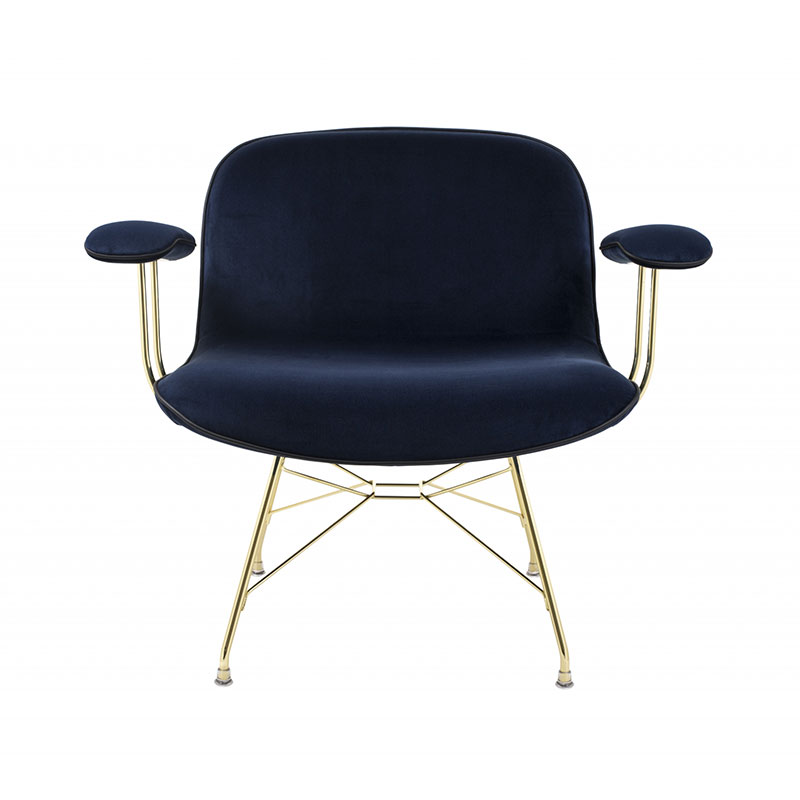 Magis Troy Low Chair by Marcel Wanders