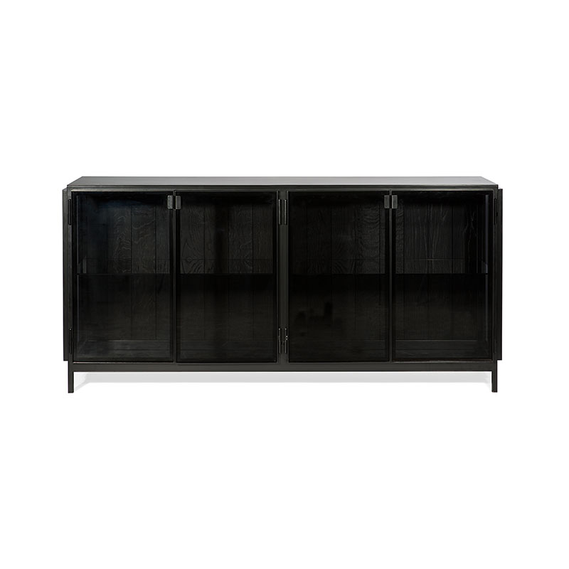 Ethnicraft Anders Sideboard by Djordje Cukanovic Olson and Baker - Designer & Contemporary Sofas, Furniture - Olson and Baker showcases original designs from authentic, designer brands. Buy contemporary furniture, lighting, storage, sofas & chairs at Olson + Baker.