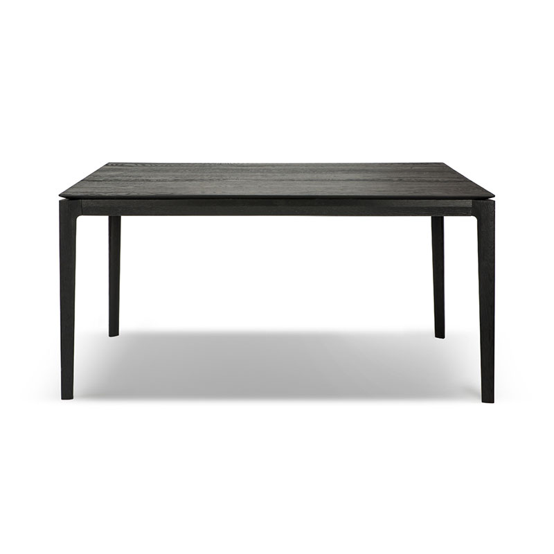 Ethnicraft Bok 140x76cm Rectangular Dining Table by Alain Van Havre Olson and Baker - Designer & Contemporary Sofas, Furniture - Olson and Baker showcases original designs from authentic, designer brands. Buy contemporary furniture, lighting, storage, sofas & chairs at Olson + Baker.
