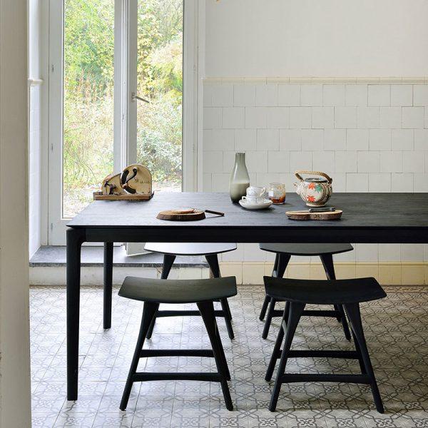 Bok 160x80cm Rectangular Dining Table