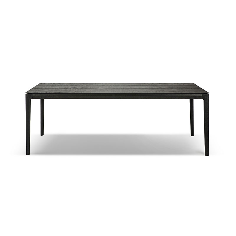 Ethnicraft Bok 220x95cm Dining Table by Alain Van Havre Olson and Baker - Designer & Contemporary Sofas, Furniture - Olson and Baker showcases original designs from authentic, designer brands. Buy contemporary furniture, lighting, storage, sofas & chairs at Olson + Baker.