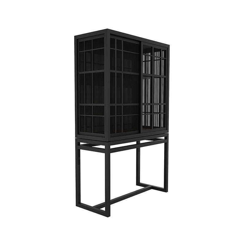 Ethnicraft_Burung_Storage_Cupboard_by_Carlos_Baladia_2_Door_0 Olson and Baker - Designer & Contemporary Sofas, Furniture - Olson and Baker showcases original designs from authentic, designer brands. Buy contemporary furniture, lighting, storage, sofas & chairs at Olson + Baker.