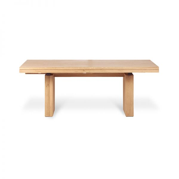 Double 200-300cm Rectangular Extendable Dining Table