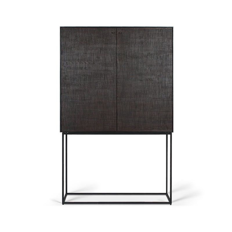 Ethnicraft Grooves Storage Cupboard by Ethnicraft Design Studio Olson and Baker - Designer & Contemporary Sofas, Furniture - Olson and Baker showcases original designs from authentic, designer brands. Buy contemporary furniture, lighting, storage, sofas & chairs at Olson + Baker.