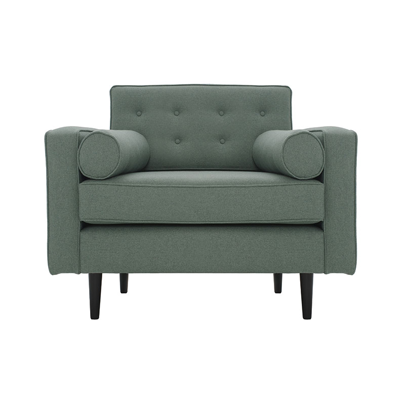 Olson and Baker Burnell Armchair by Olson and Baker Studio