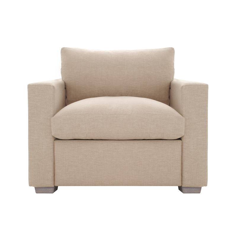 Olson and Baker Crosse Armchair by Olson and Baker Studio Olson and Baker - Designer & Contemporary Sofas, Furniture - Olson and Baker showcases original designs from authentic, designer brands. Buy contemporary furniture, lighting, storage, sofas & chairs at Olson + Baker.