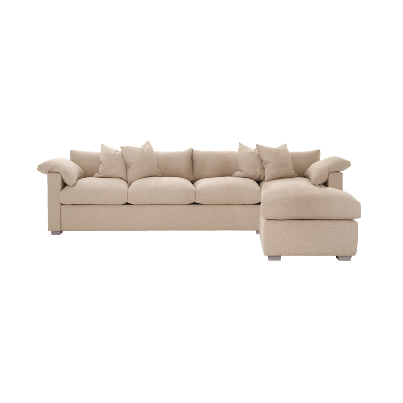 Olson and Baker Crosse Four Seat Corner Sofa with Chaise by Olson and Baker Studio Olson and Baker - Designer & Contemporary Sofas, Furniture - Olson and Baker showcases original designs from authentic, designer brands. Buy contemporary furniture, lighting, storage, sofas & chairs at Olson + Baker.