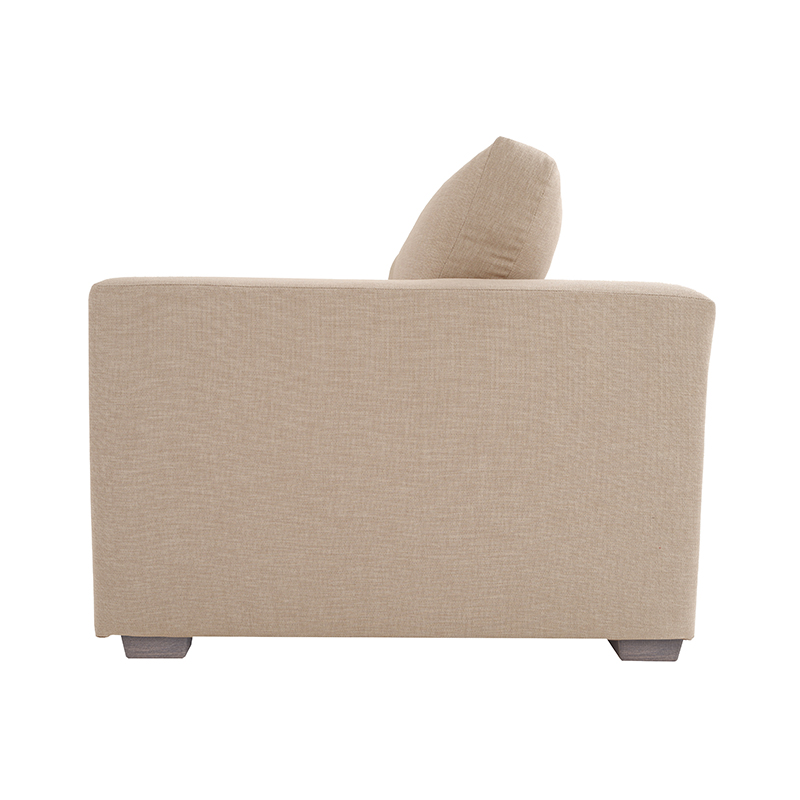 Olson-and-Baker-Crosse-Sofabed-Warwick-Keylargo-Almond-002 Olson and Baker - Designer & Contemporary Sofas, Furniture - Olson and Baker showcases original designs from authentic, designer brands. Buy contemporary furniture, lighting, storage, sofas & chairs at Olson + Baker.