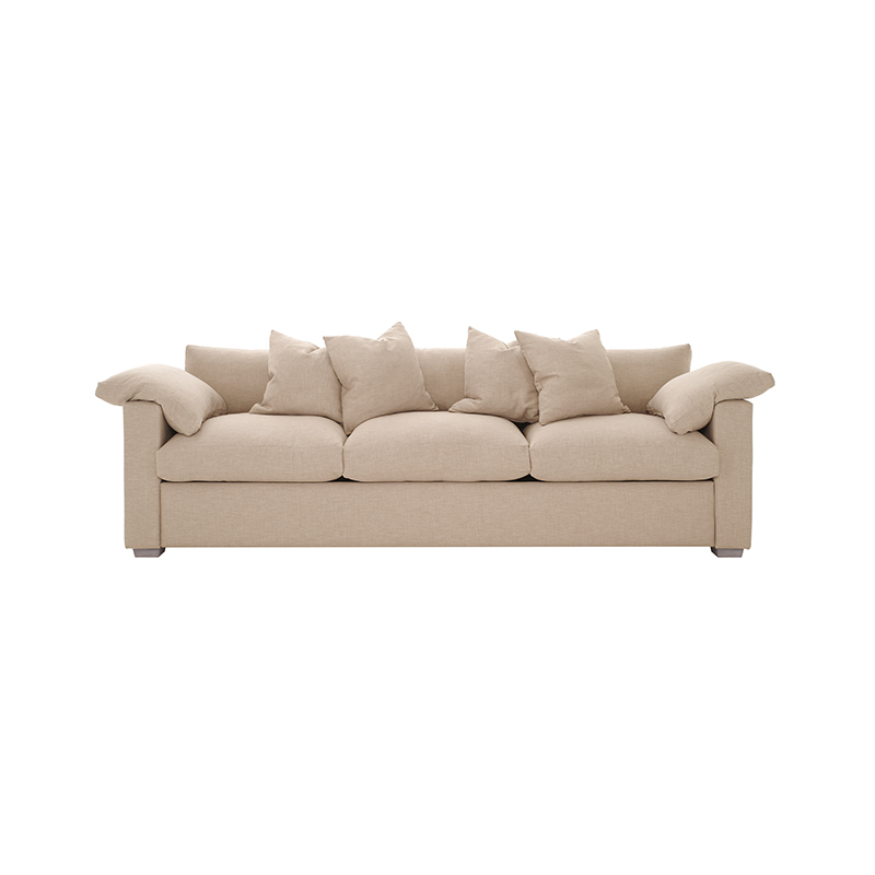 Olson and Baker Crosse Three Seat Sofa by Olson and Baker Studio