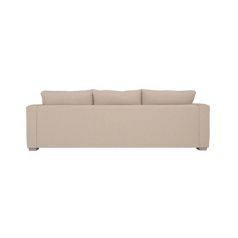 Olson-and-Baker-Crosse-Three-Seat-Sofabed-Warwick-Keylargo-Almond-004 Olson and Baker - Designer & Contemporary Sofas, Furniture - Olson and Baker showcases original designs from authentic, designer brands. Buy contemporary furniture, lighting, storage, sofas & chairs at Olson + Baker.
