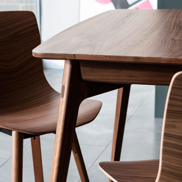 Case-Furniture-Dulwich-Extendable-Table-by-Matthew-Hilton-1 Olson and Baker - Designer & Contemporary Sofas, Furniture - Olson and Baker showcases original designs from authentic, designer brands. Buy contemporary furniture, lighting, storage, sofas & chairs at Olson + Baker.