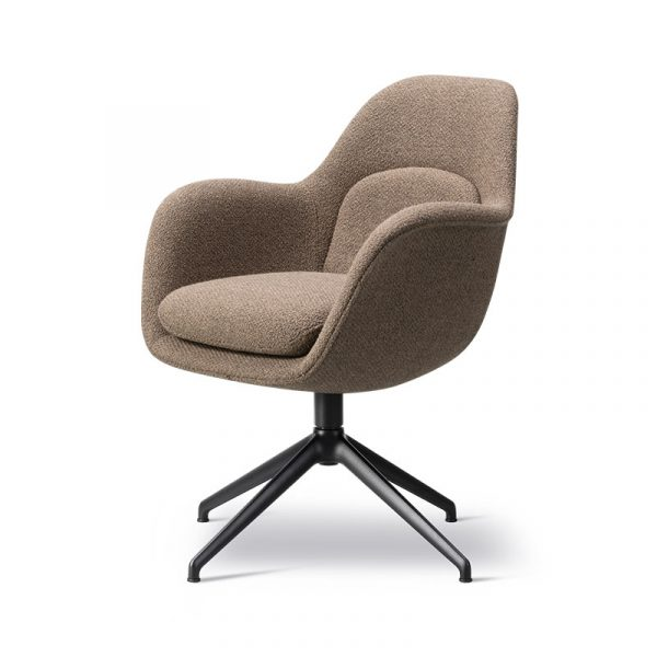 Swoon Chair with Swivel Base