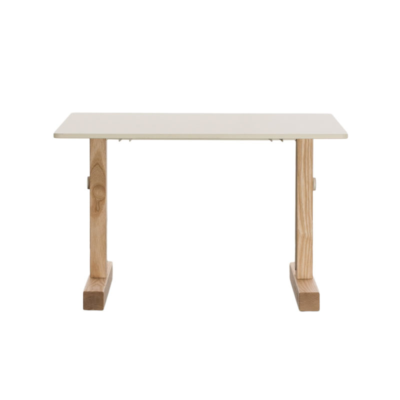 Magis Little Big Table in White by Big-Game Olson and Baker - Designer & Contemporary Sofas, Furniture - Olson and Baker showcases original designs from authentic, designer brands. Buy contemporary furniture, lighting, storage, sofas & chairs at Olson + Baker.