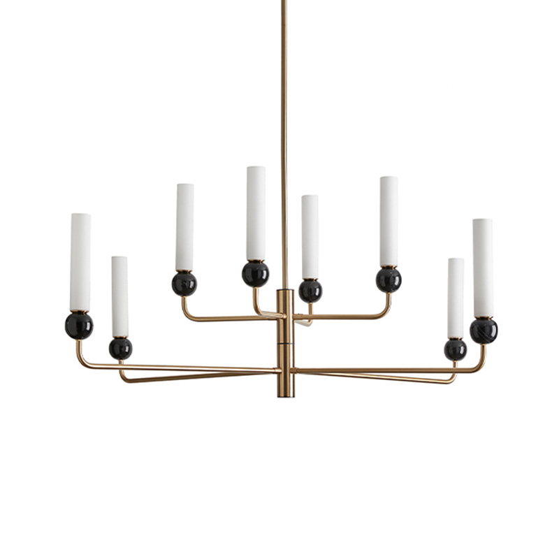 Aromas Delie Pendant Light by JF Sevilla Olson and Baker - Designer & Contemporary Sofas, Furniture - Olson and Baker showcases original designs from authentic, designer brands. Buy contemporary furniture, lighting, storage, sofas & chairs at Olson + Baker.