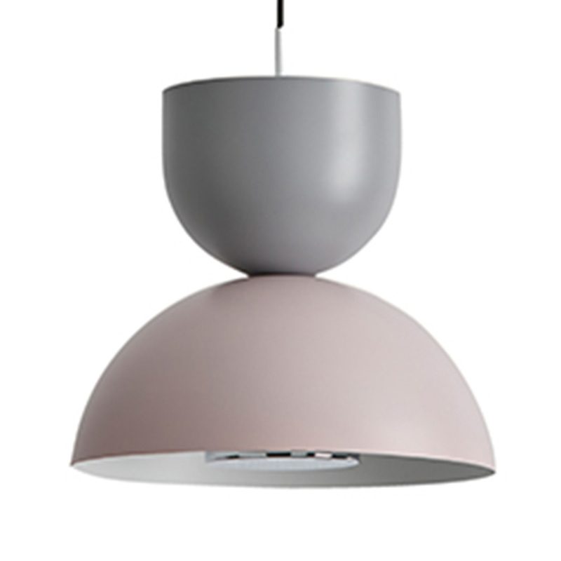 Aromas Gamma Pendant Lamp in Ash Grey by AC Studio Olson and Baker - Designer & Contemporary Sofas, Furniture - Olson and Baker showcases original designs from authentic, designer brands. Buy contemporary furniture, lighting, storage, sofas & chairs at Olson + Baker.
