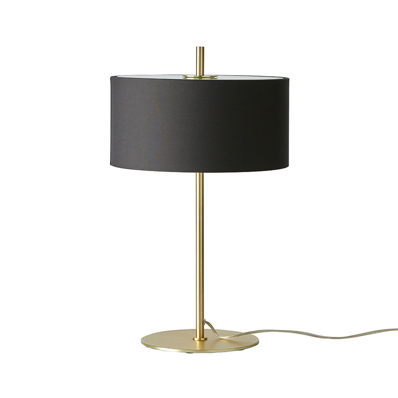Aromas Ona Table Lamp with Black Shade Set of Two by AC Studio Olson and Baker - Designer & Contemporary Sofas, Furniture - Olson and Baker showcases original designs from authentic, designer brands. Buy contemporary furniture, lighting, storage, sofas & chairs at Olson + Baker.