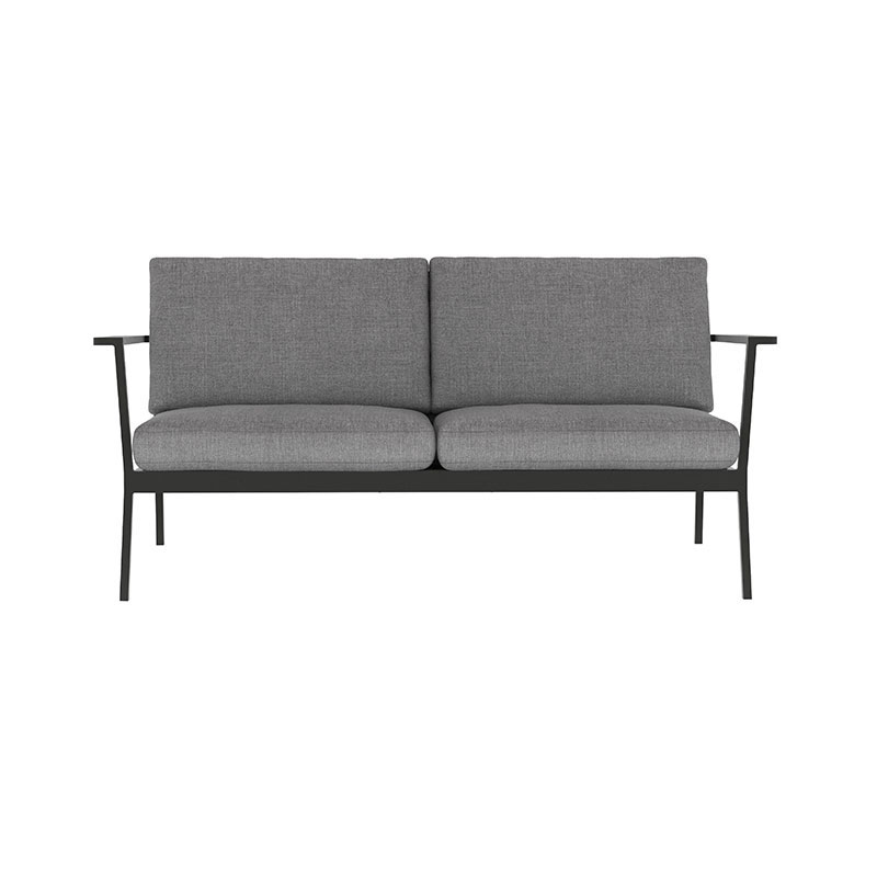 Case Furniture Eos Two Seat Sofa by Matthew Hilton Olson and Baker - Designer & Contemporary Sofas, Furniture - Olson and Baker showcases original designs from authentic, designer brands. Buy contemporary furniture, lighting, storage, sofas & chairs at Olson + Baker.