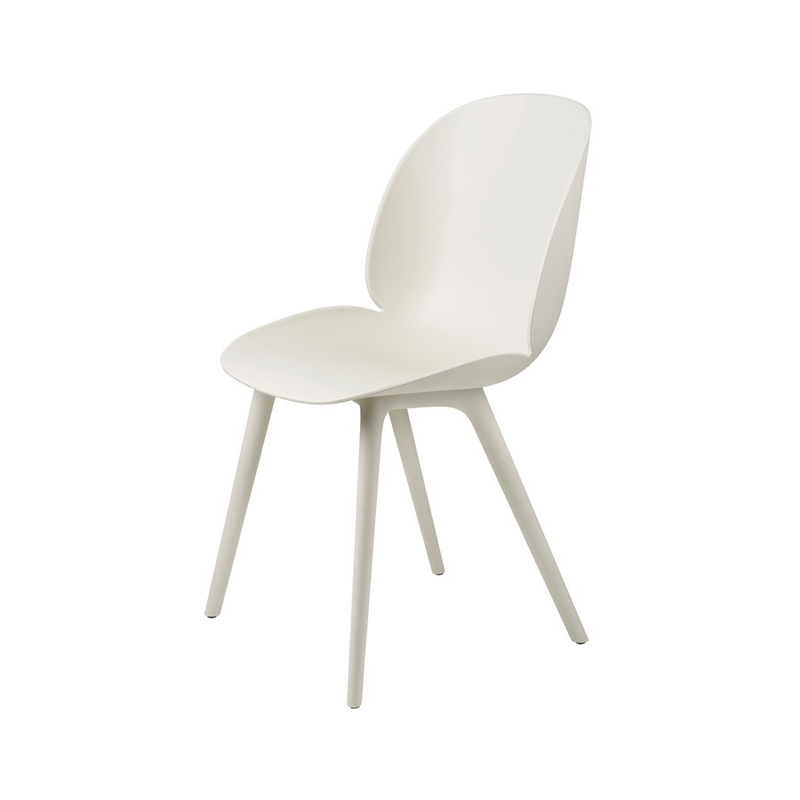 Gubi Beetle Outdoor Dining Chair by GamFratesi Olson and Baker - Designer & Contemporary Sofas, Furniture - Olson and Baker showcases original designs from authentic, designer brands. Buy contemporary furniture, lighting, storage, sofas & chairs at Olson + Baker.