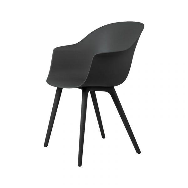 Bat Plastic Dining Chair