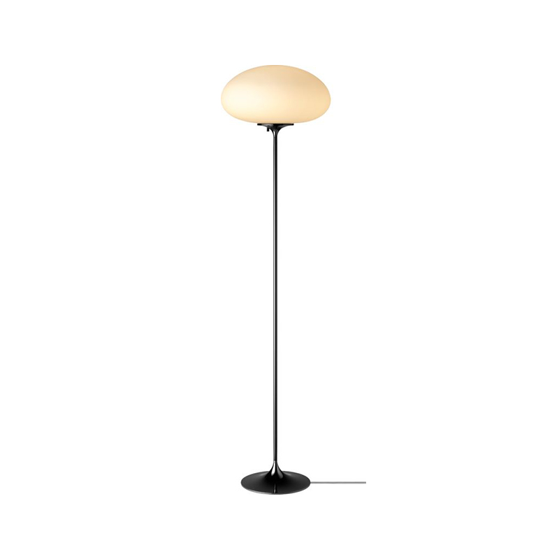 Gubi Stemlite Floor Lamp by Bill Curry Olson and Baker - Designer & Contemporary Sofas, Furniture - Olson and Baker showcases original designs from authentic, designer brands. Buy contemporary furniture, lighting, storage, sofas & chairs at Olson + Baker.