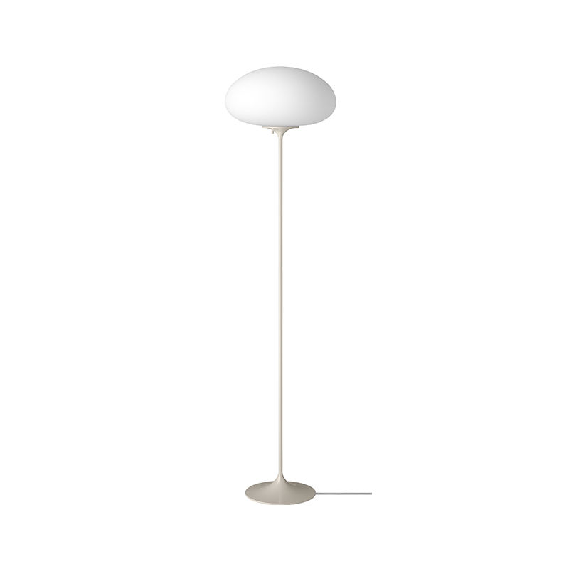 Gubi_Stemlite_Floor_Lamp_by_Bill_Curry_150cm_Pebble_Grey_Off Olson and Baker - Designer & Contemporary Sofas, Furniture - Olson and Baker showcases original designs from authentic, designer brands. Buy contemporary furniture, lighting, storage, sofas & chairs at Olson + Baker.