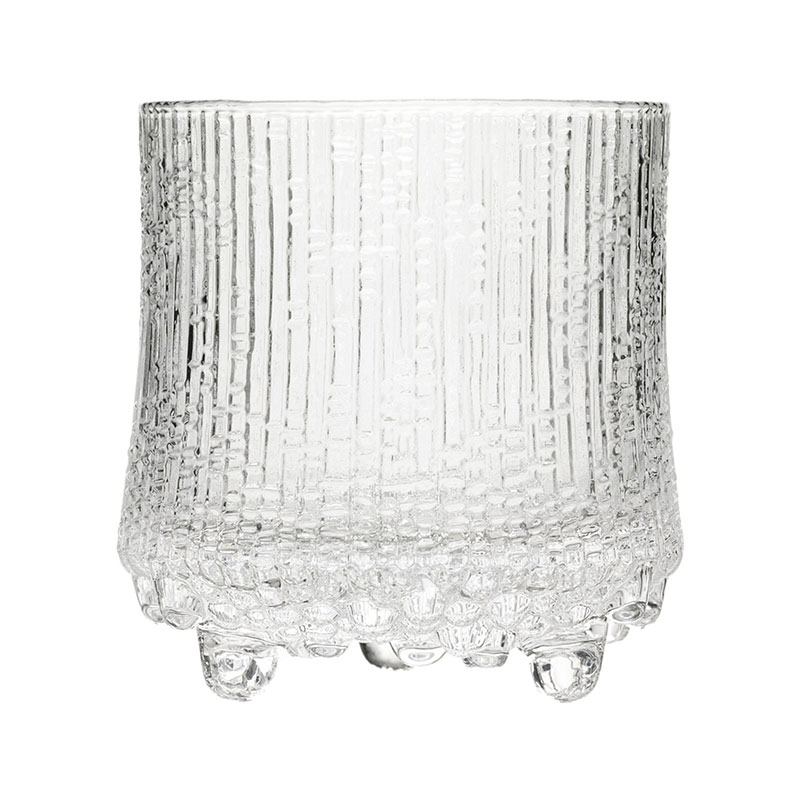 Iittala Ultima Thule 280ml On-the-Rocks – Set of Six by Tapio Wirkkala Olson and Baker - Designer & Contemporary Sofas, Furniture - Olson and Baker showcases original designs from authentic, designer brands. Buy contemporary furniture, lighting, storage, sofas & chairs at Olson + Baker.
