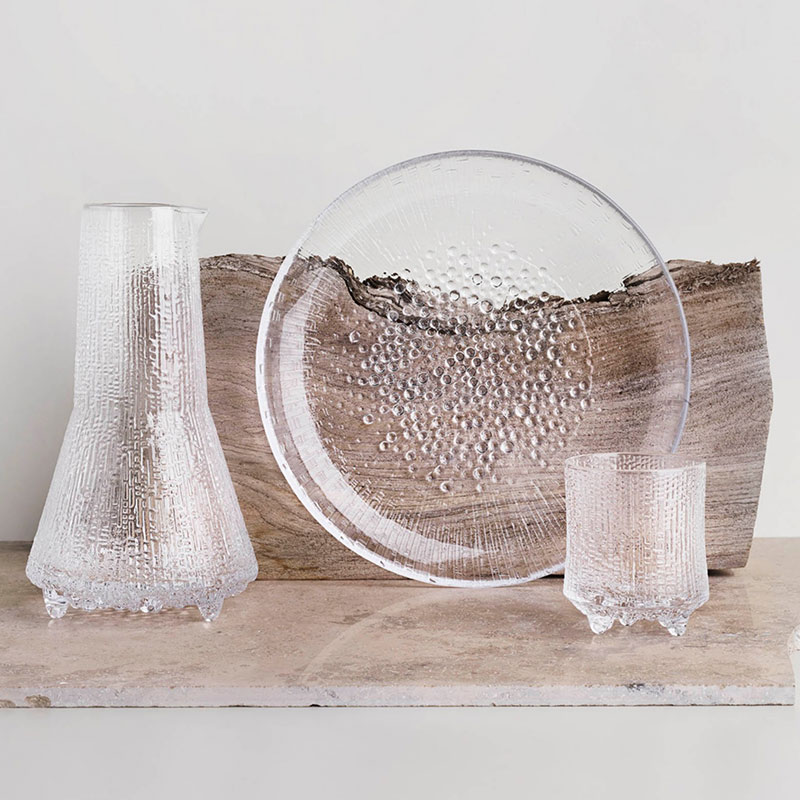 Iittala_Ultima_Thule_50cl_Pitcher_by_Tapio_Wirkkala_0 Olson and Baker - Designer & Contemporary Sofas, Furniture - Olson and Baker showcases original designs from authentic, designer brands. Buy contemporary furniture, lighting, storage, sofas & chairs at Olson + Baker.