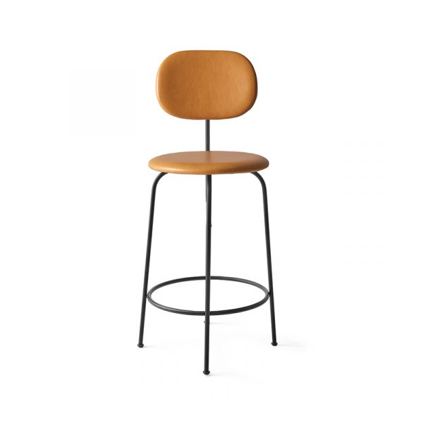 Afteroom Fully Upholstered Counter Stool Plus