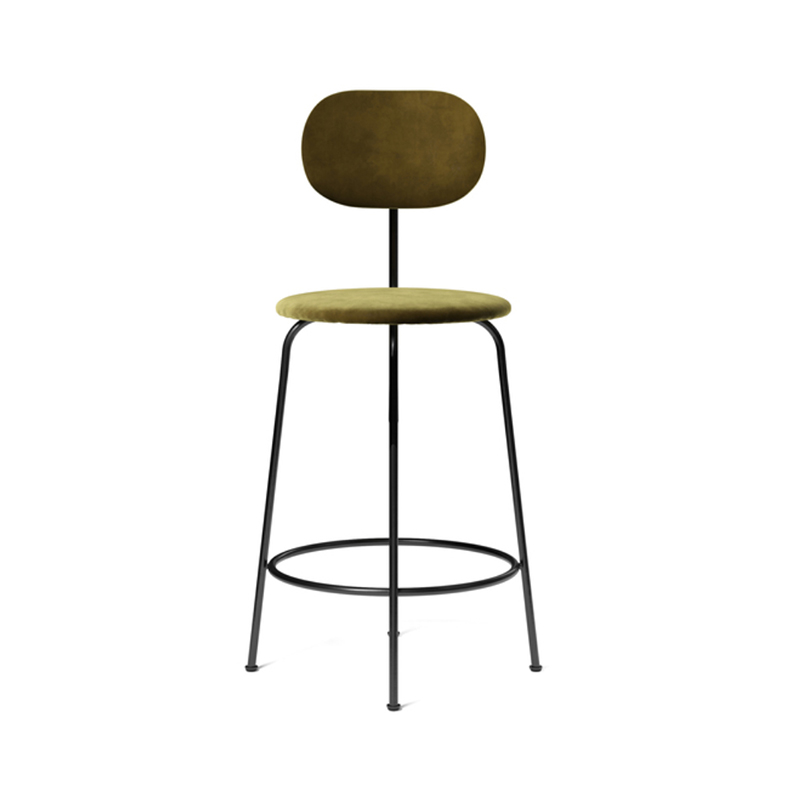 Menu Afteroom Fully Upholstered Counter Stool Plus by Afteroom Olson and Baker - Designer & Contemporary Sofas, Furniture - Olson and Baker showcases original designs from authentic, designer brands. Buy contemporary furniture, lighting, storage, sofas & chairs at Olson + Baker.