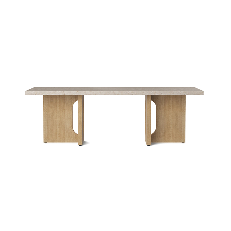 Menu Androgyne Coffee Table in Wood by Danielle Siggerud Olson and Baker - Designer & Contemporary Sofas, Furniture - Olson and Baker showcases original designs from authentic, designer brands. Buy contemporary furniture, lighting, storage, sofas & chairs at Olson + Baker.