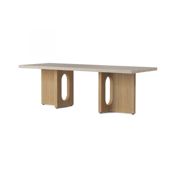 Androgyne Coffee Table in Wood