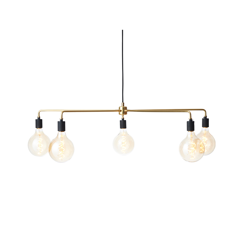 Menu Chambers Chandelier by Søren Rose Studio Olson and Baker - Designer & Contemporary Sofas, Furniture - Olson and Baker showcases original designs from authentic, designer brands. Buy contemporary furniture, lighting, storage, sofas & chairs at Olson + Baker.